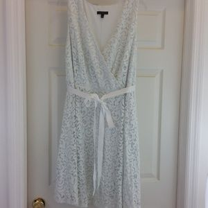 Lane Bryant Lace Dress with Lining   Size 24